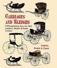 Carriages and Sleighs by Lawrence (Paperback, 1998)