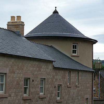 Forna Slate Roof Tiles 40x23cm   National Park Approved Welsh Slate Alternative