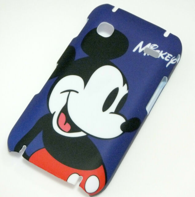 New Cartoon Mickey Mouse Hard Cover Case for SAMSUNG GALAXY GIO S5660 #02