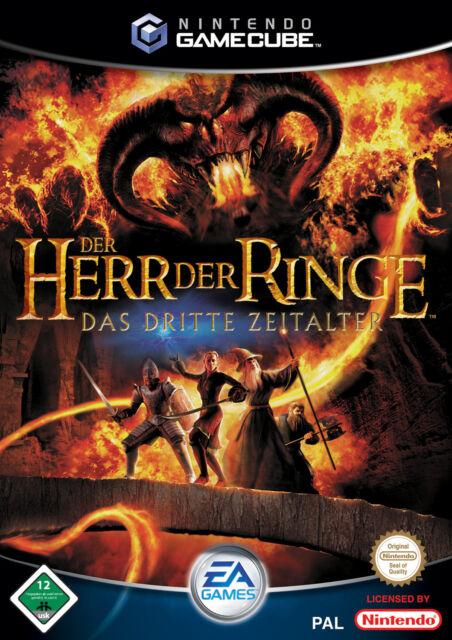 Der Herr der Ringe: Das dritte Zeitalter (Nintendo GameCube, 2004, DVD-Box)