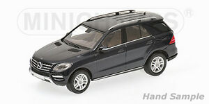 MINICHAMPS-MERCEDES-BENZ-M-CLASS-2011-BLUE-METALLIC-CODE-400-030100