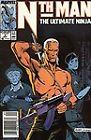 Nth Man the Ultimate Ninja #2 (Sep 1989, Marvel)