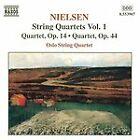 Carl Nielsen - Nielsen: String Quartets (1999)