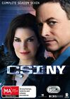 CSI NY : Season 7 (DVD, 2013, 6-Disc Set)