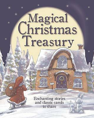 """AS NEW"" , Magical Christmas Treasury Book"
