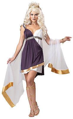Venus Goddess of Love Adult Costume Sorority Roman Toga Style