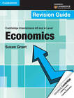 Cambridge International AS and A Level Economics Revision Guide by Susan J. Grant (Paperback, 2012)
