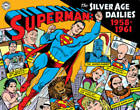 Superman: Volume 1: The Silver Age Newspaper Dailies 1959-1961 by Tom De Haven, Jerry Siegel, Sidney Friedfertig (Hardback, 2013)