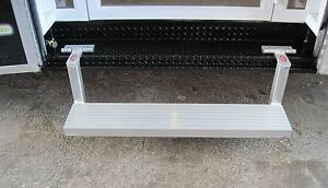 Fold Up Fold Down Aluminum Step For 36 Quot Trailer Door Slip