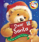 Dear Santa by Kathryn White (Novelty book, 2012)