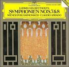 Ludwig van Beethoven - Beethoven: Symphonien Nos. 7 & 8 (1988)