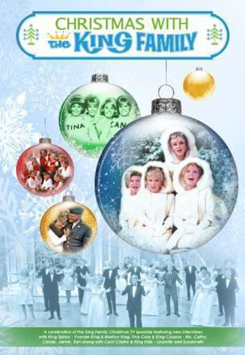 Christmas with the King Family DVD