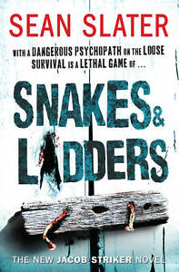 Snakes-amp-Ladders-Sean-Slater-Used-Very-Good-Book
