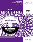 New English File: Six-Level General English Course for Adults: Beginner level: Workbook with Key and MultiROM Pack by Jane Hudson, Clive Oxenden, Christina Latham-Koenig (Mixed media product, 2009)