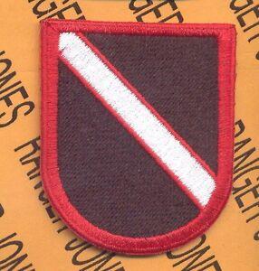 Socsouth beret flash patch
