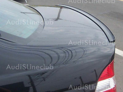 Painted Trunk lip spoiler For Honda Accord Sedan 2006 2007