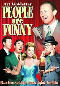 People Are Funny (DVD, 2008)