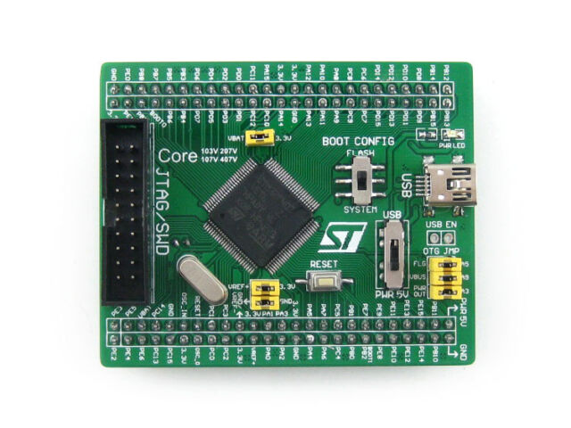 STM32F107VCT6 STM32F107 STM32 ARM Cortex-M3 Development Evaluation Core Board