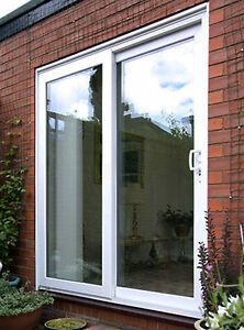 UPVC Sliding Patio Doors White Oak Mahogany Rosewood