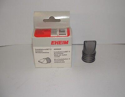 EHEIM 4009680 INSTALLATION SET 2 WIDE JET NOZZLE