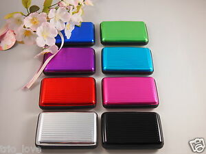 Aluminum-RFID-Blocking-CreditCard-Business-Wallet-Case-Card-Holder