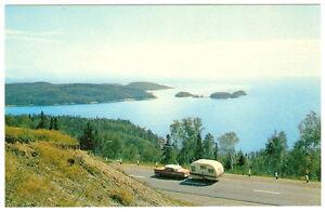 1950s car travel trailer lake superior terrace bay ontario for 300 lake terrace
