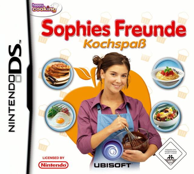 Sophies Freunde: Kochspaß -- Pyramide Software (Nintendo DS, 2008)