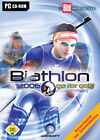 Biathlon 2006 - Go For Gold (PC, 2005, DVD-Box)