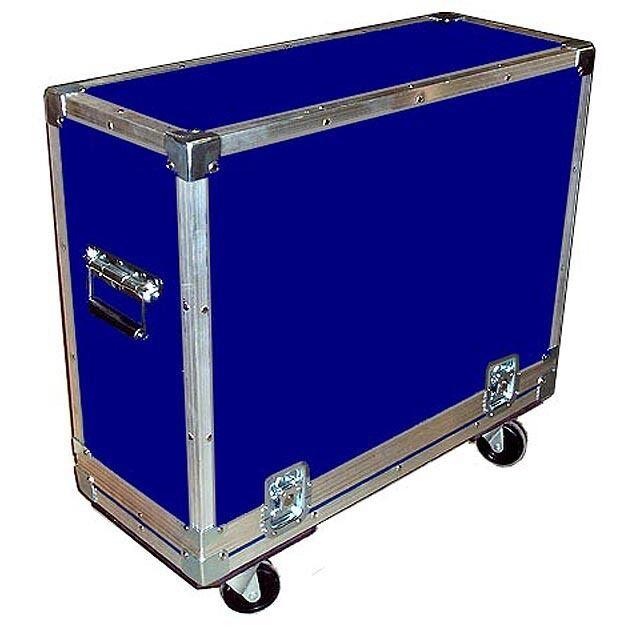 ATA Case NAVY blueE Light Duty For Hughes & Kettner Vortex 112 Amp - Special