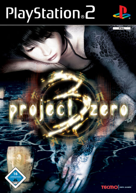 Project Zero 3: The Tormented (Sony PlayStation 2, 2006, DVD-Box)