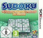Sudoku + 7 Other Complex Puzzles By Nikoli (Nintendo 3DS, 2014, Keep Case)