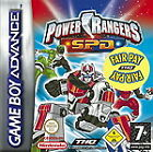 Power Rangers: Space Patrol Delta (Nintendo Game Boy Advance, 2007)