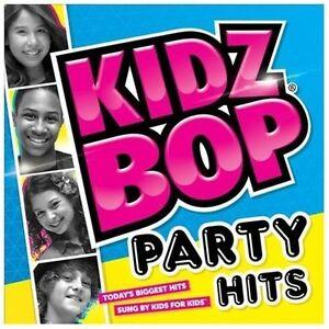 Kidz-Bop-Party-Hits-by-Kidz-Bop-Kids-CD-2013-Razor-amp-Tie