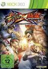 Street Fighter X Tekken (Microsoft Xbox 360, 2012, DVD-Box)