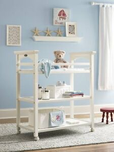 Graco-Lauren-Dressing-Changing-Table-Baby-Diapering-Nursery-Furniture-New