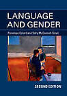 Language and Gender by Sally McConnell-Ginet, Penelope Eckert (Hardback, 2013)