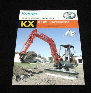 Kx121 3 kubota Pdf manual