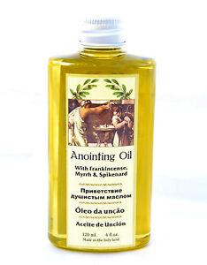 Blessing-From-holyland-Anointing-Oil-with-frankincense-myrrh-amp-spikenard-120ml-4oz