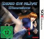 Dead or Alive: Dimensions (Nintendo 3DS, 2011)