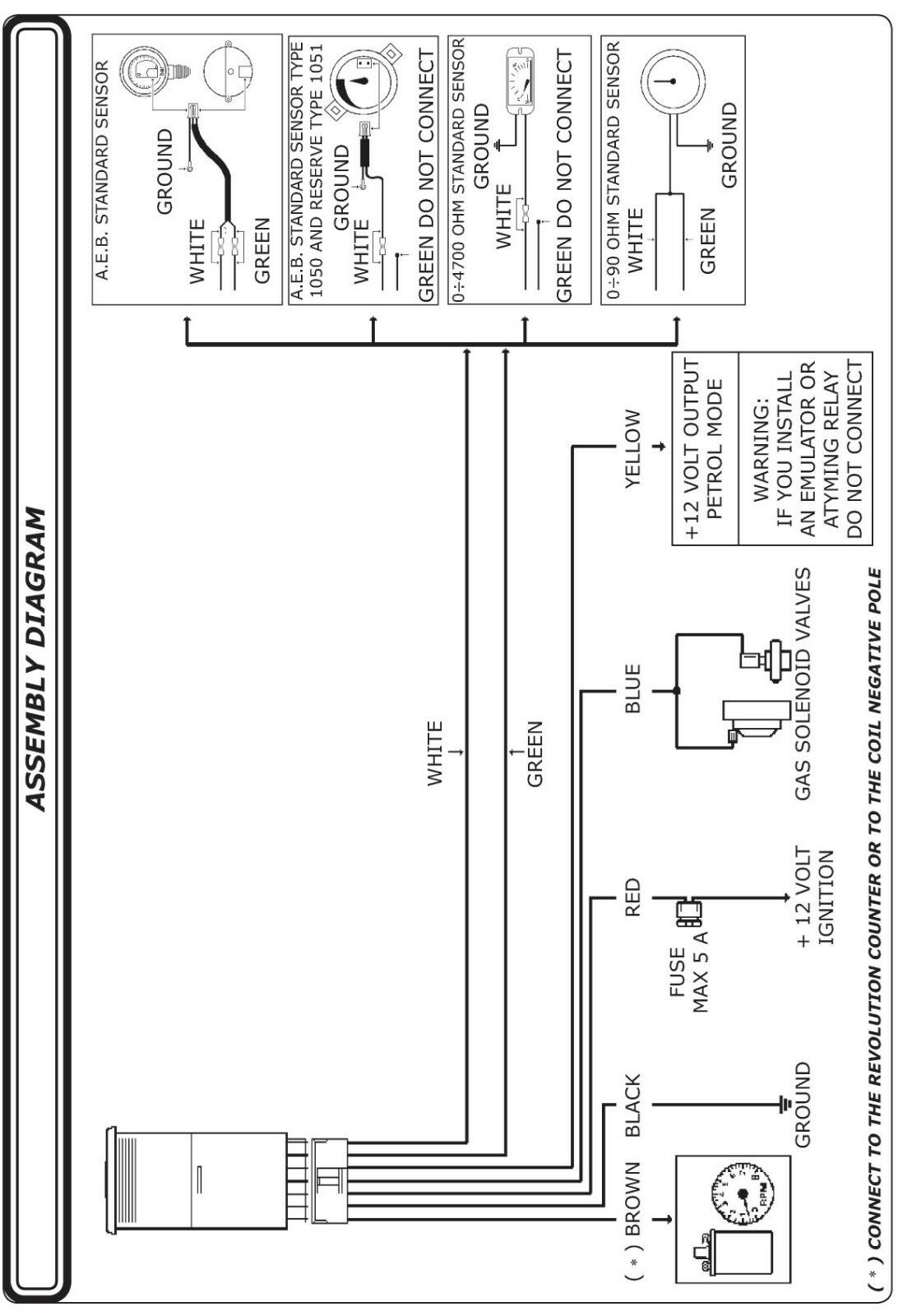 s l1600 lpg conversion wiring diagram efcaviation com lpg gas conversion wiring diagram at aneh.co