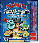 Brainiacs Secret Agent by Peter Pauper Press Inc,US (Hardback, 2006)