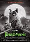 Frankenweenie (DVD, 2013)