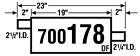 Exhaust Muffler AP Exhaust 700178