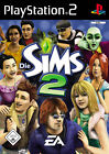 Die Sims 2 (Sony PlayStation 2, 2005, DVD-Box)