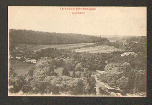 LIVERDUN-54-VILLAS-amp-PONT-LA-GARENNE-en-1918