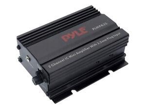 Pyle-PLMPA35-2-Channel-Car-Amplifier-300-Watt-Mini-Amp