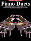Everybody's Favorite Piano Duets by AMSCO Music (Paperback, 1997)