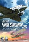 Microsoft Flight Simulator 2004 - A Century Of Flight (PC, 2003, DVD-Box)