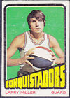 1972 Topps Larry Miller #188 Basketball Card