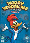 Woody Woodpecker And His Friends - Vol. 4 (DVD, 2008)
